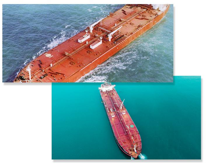 trasporto navi tanker